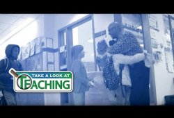 """NYSUT's """"Take a Look at Teaching"""" Initiative"""
